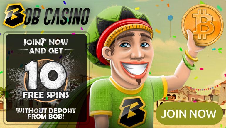 Gokkasten online spelen bij bob casino